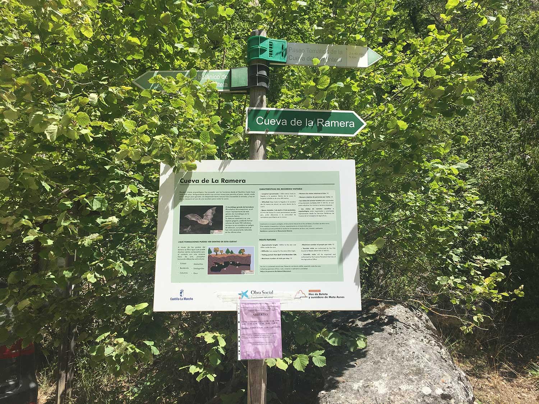 Hoz de Beteta y sumidero de Mata Asnos - Cueva de la Ramera