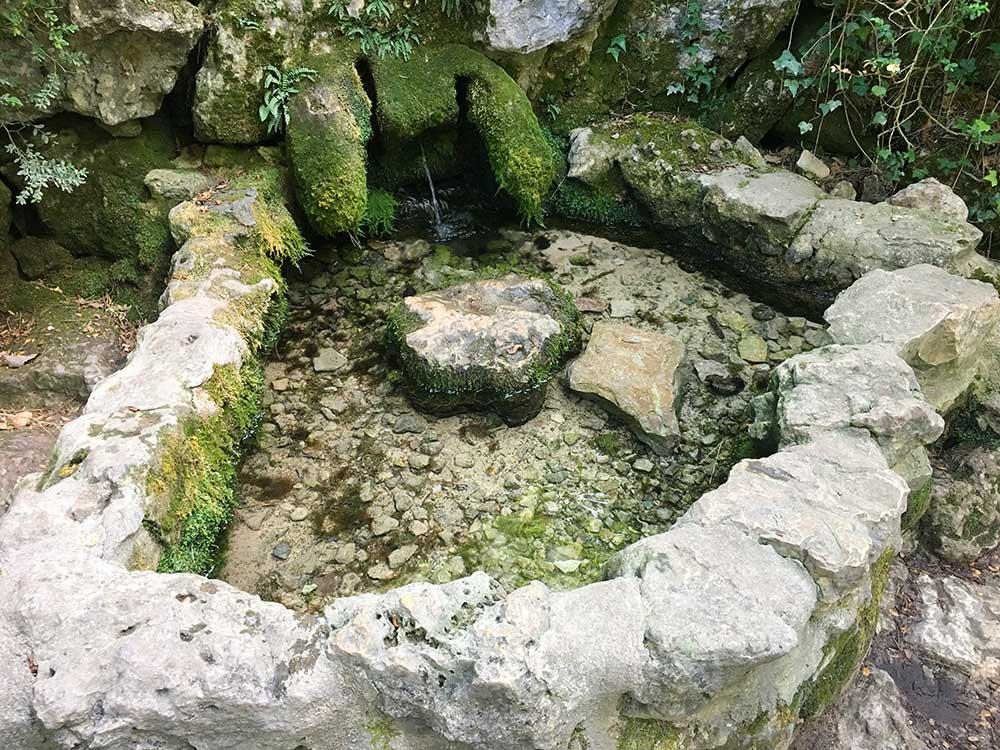 Hoz de Beteta y sumidero de Mata Asnos - Fuente de los Tilos