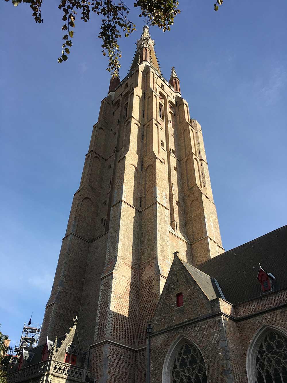 Iglesia de Brujas