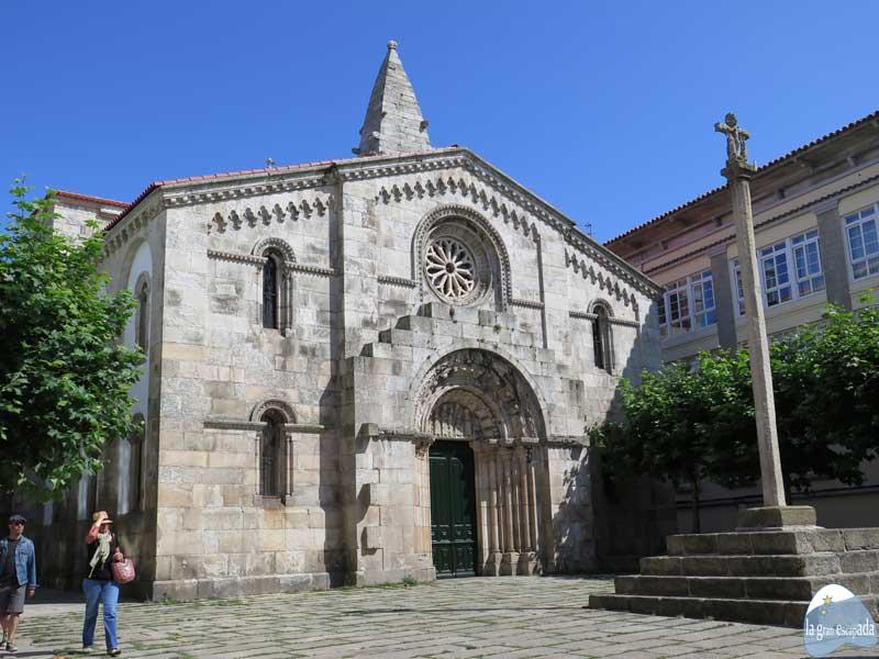 Iglesia Santa María A Coruña