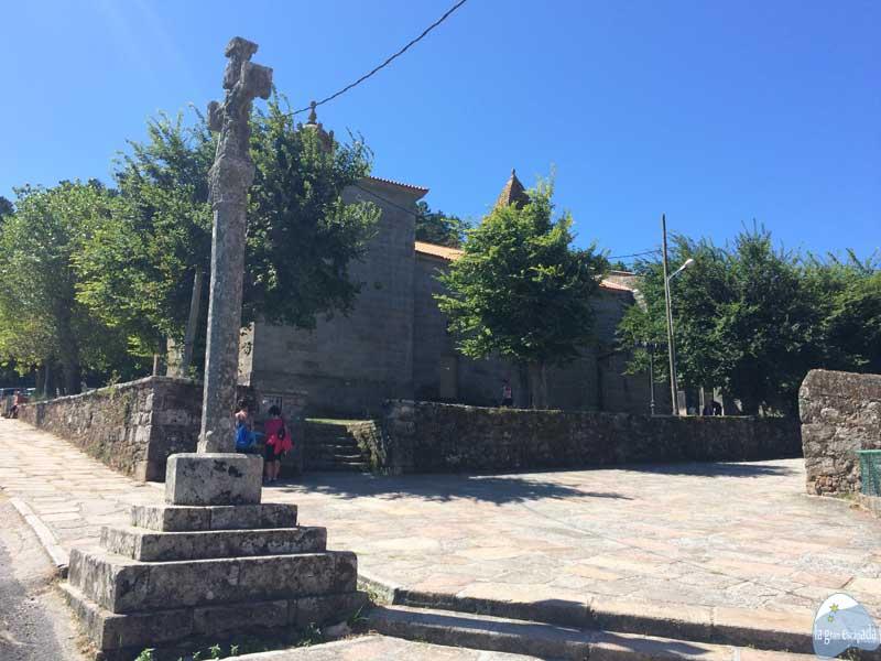 Iglesia Santa Maria Dos Areas