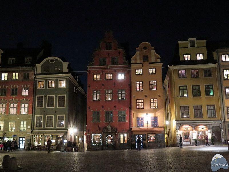 Qué ver en Estocolmo en 1 dia - Gamla Stan