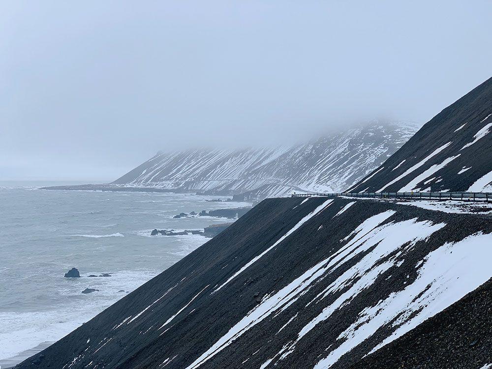 Islandia por libre - Fiordos del Este