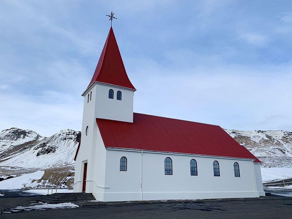 Islandia por libre - Vík