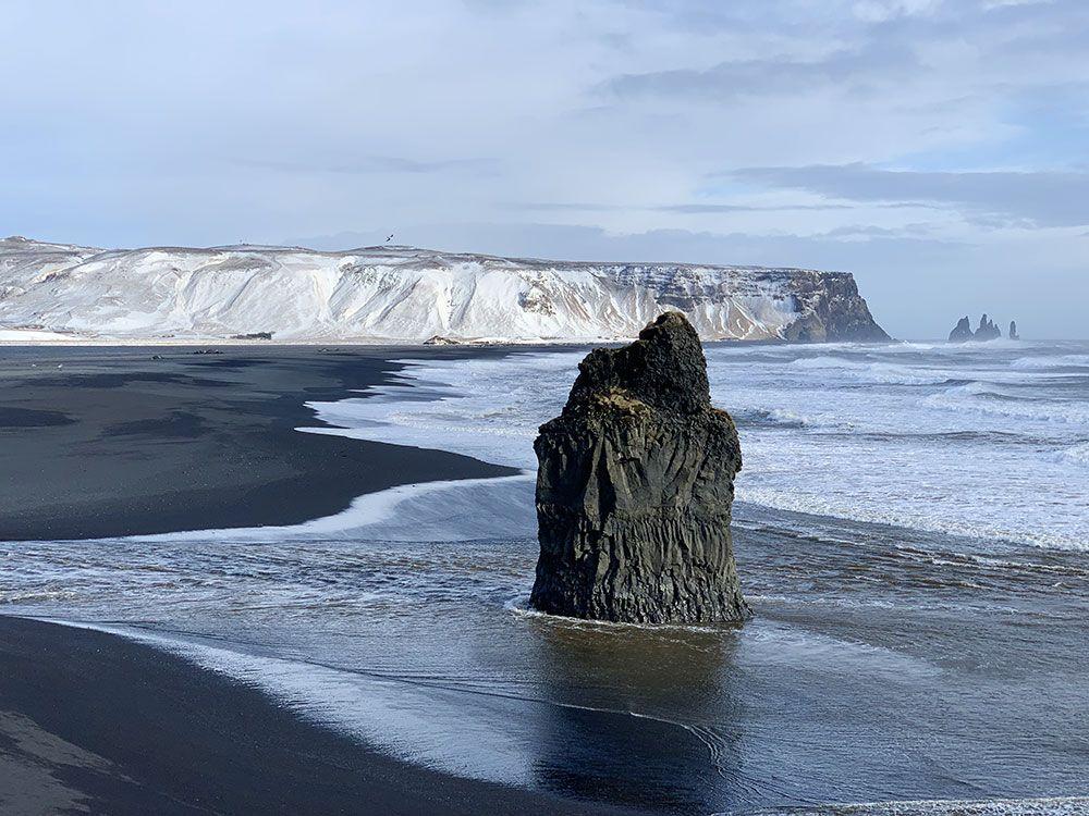 Islandia por libre - Playa negra