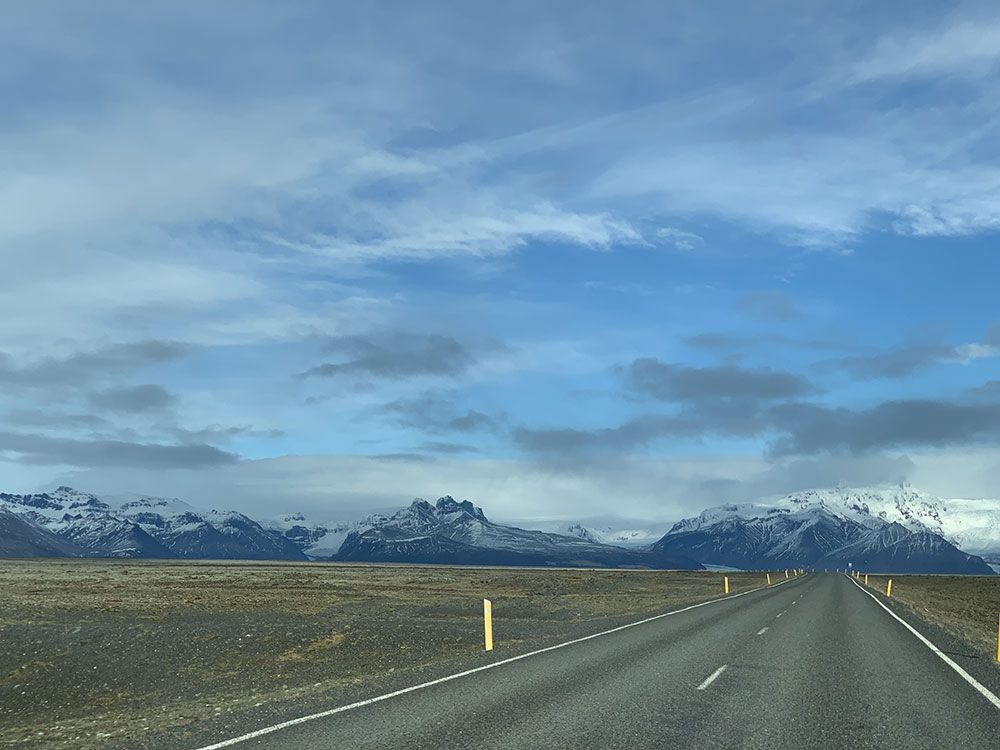 Islandia por libre - Ring road