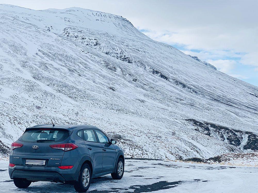 Islandia por libre - Alquiler de coche
