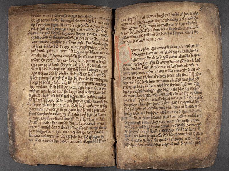 Manuscrito de Islandia - Íslendingabók - Literatura de Reikiavik