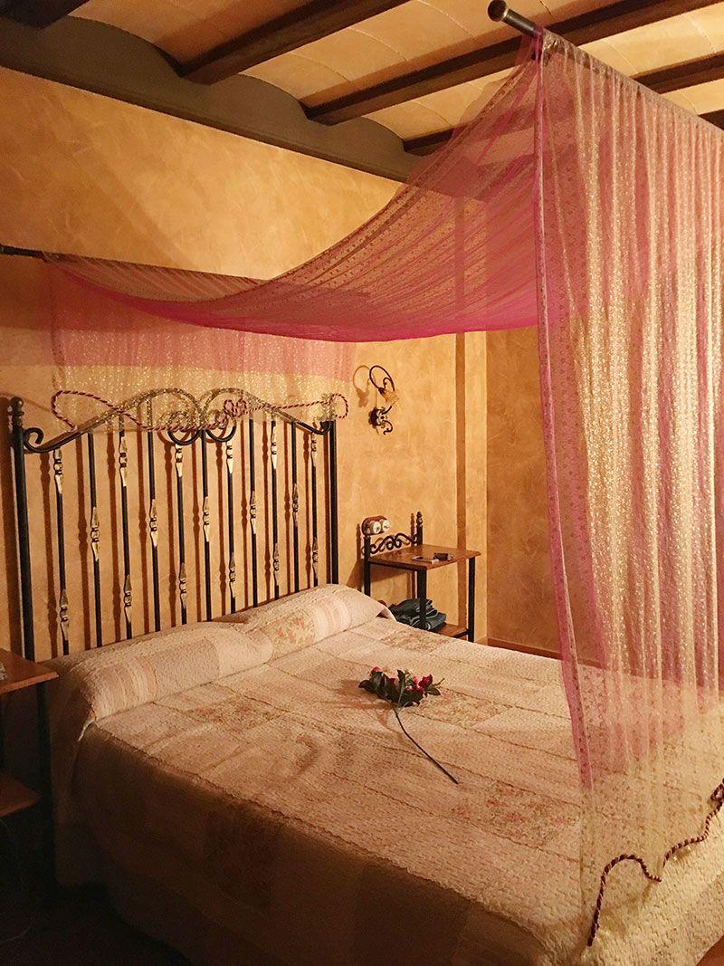 Kinedomus - Hotel SPA Aranda del Duero - Burgos - Cama de matrimonio