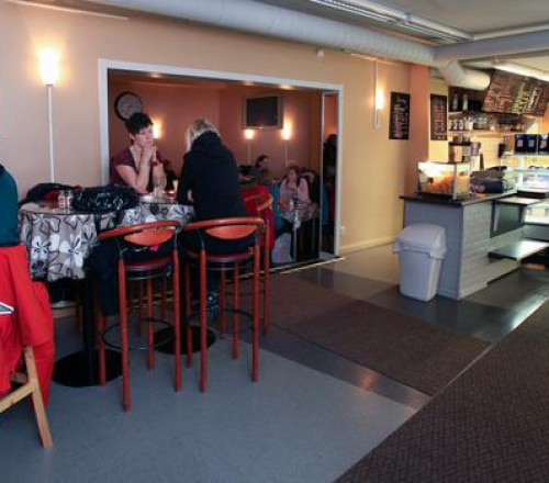 Pizzeria Palladium en Kiruna