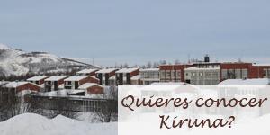 Kiruna en invierno