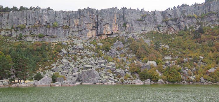 La Laguna Negra de Soria y su origen glaciar