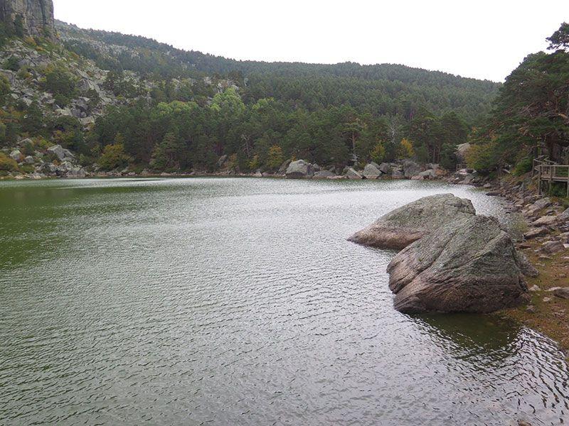 La Laguna Negra - Soria - Vistas generales