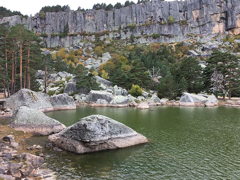 La Laguna Negra - Soria - - Vistas generales