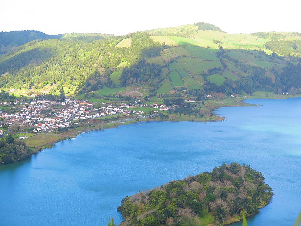 Destinos baratos en invierno - Isla de São Miguel - Azores - Sete Cedades