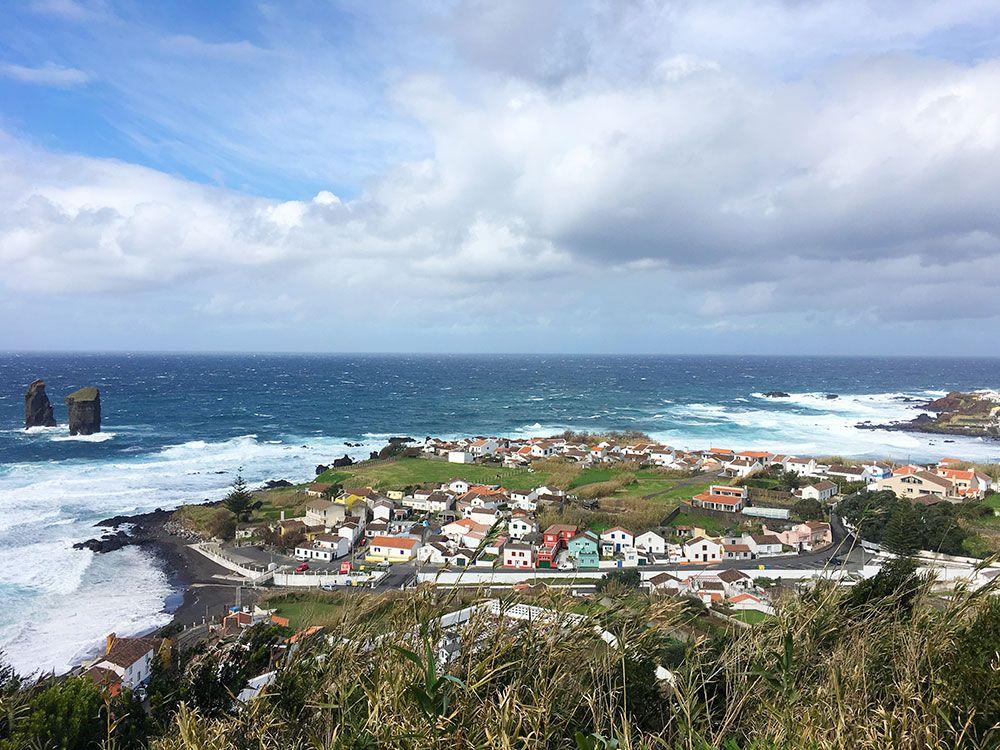 Lagoa Sete Cedades - Isla de São Miguel - Azores - Mosteiros