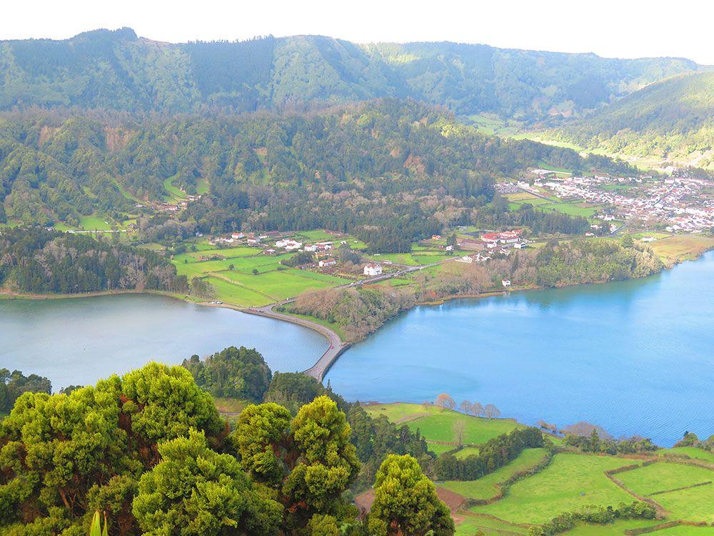Lagoa Sete Cedades - Isla de São Miguel - Azores - Sete Cedades