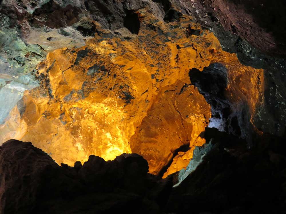 Cueva de los Verdes de Lanzarote