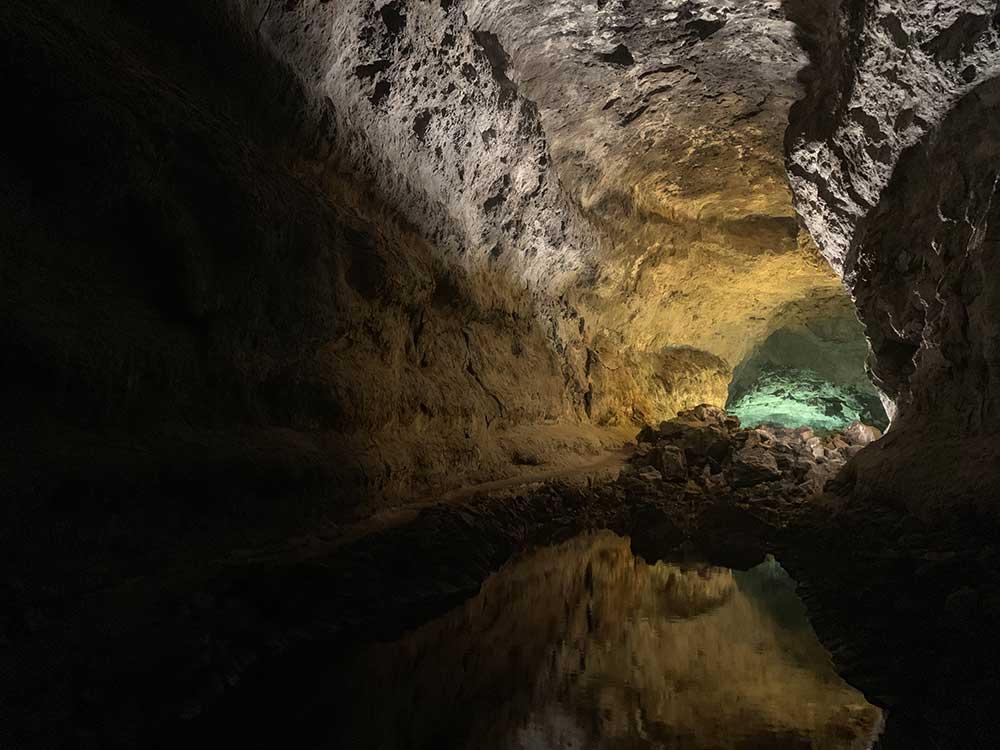 La Lanzarote de César Manrique y Jesús Soto - Cueva de los Verdes