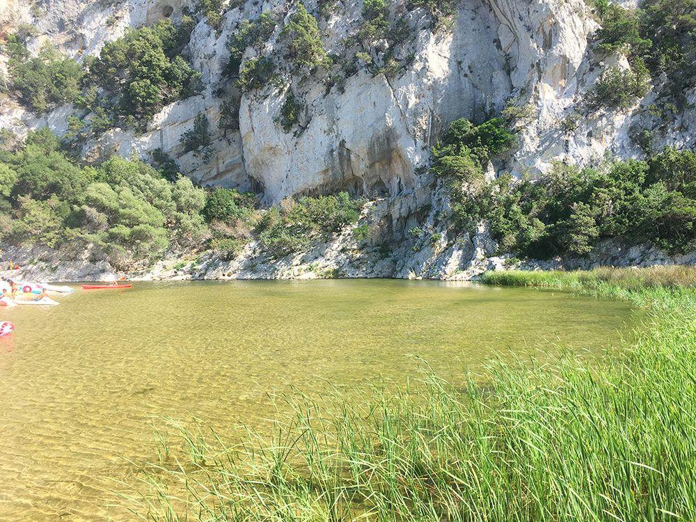 Las mejores playas de Cerdeña - Cala Luna - Laguna