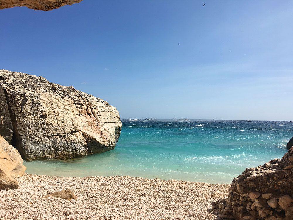 Las mejores playas de Cerdeña - Cala Mariolu