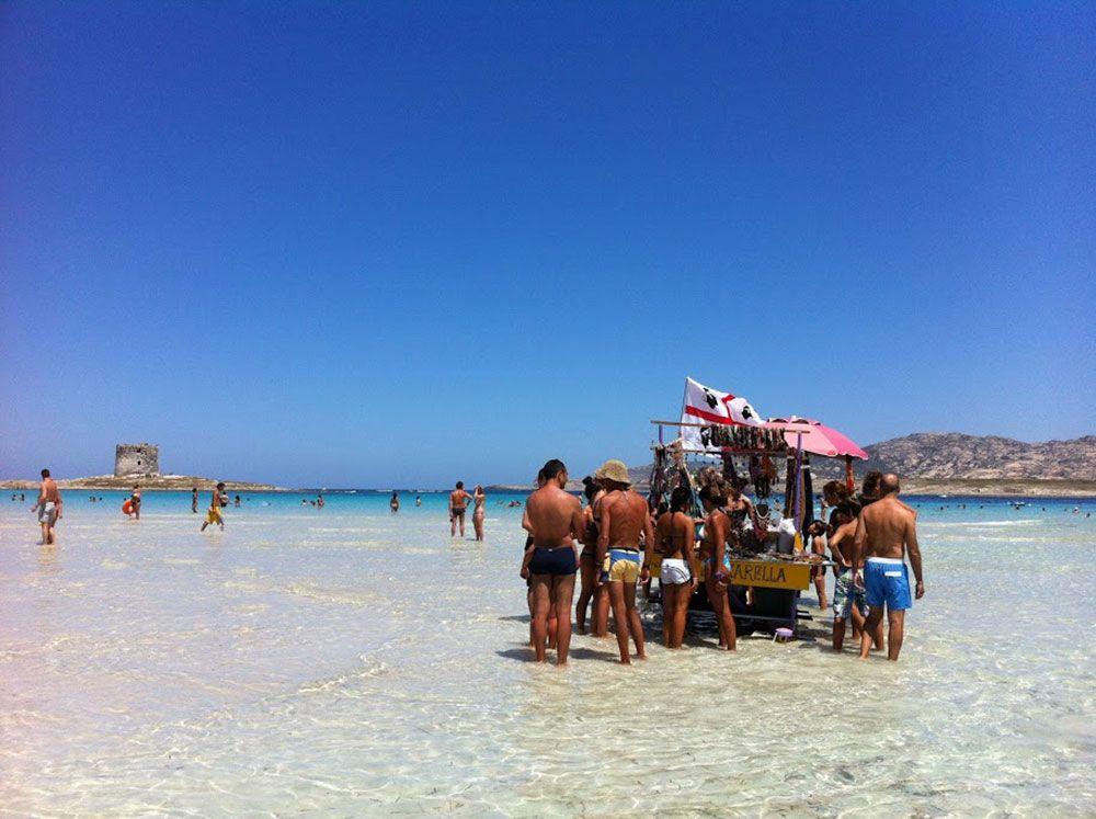 Las mejores playas de Cerdeña - Playa La Pelosa