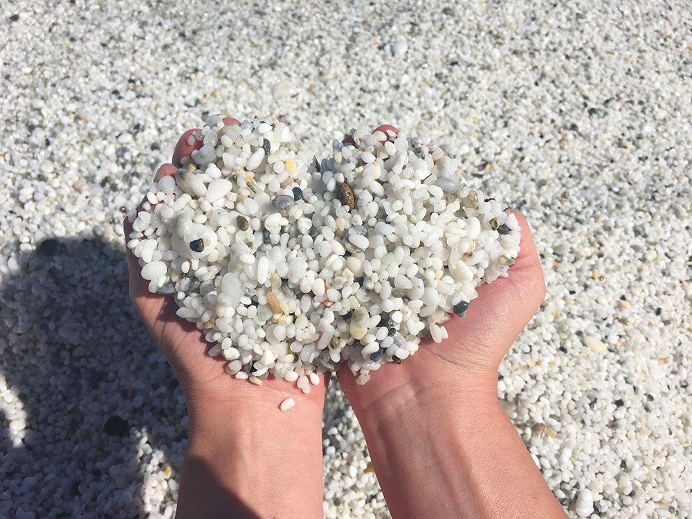 Las mejores playas de Cerdeña - Playa Le Saline