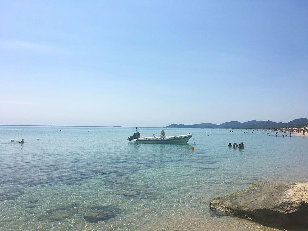 Las mejores playas de Cerdeña - Piscina Rei