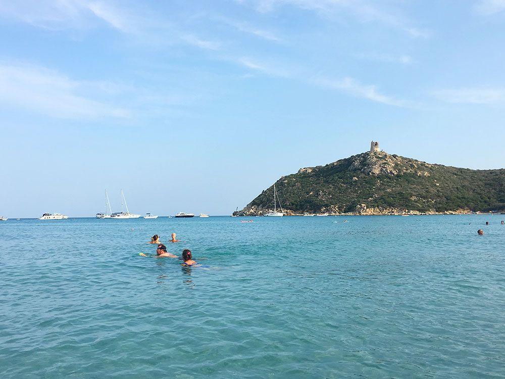 Las mejores playas de Cerdeña - Porto Giunco