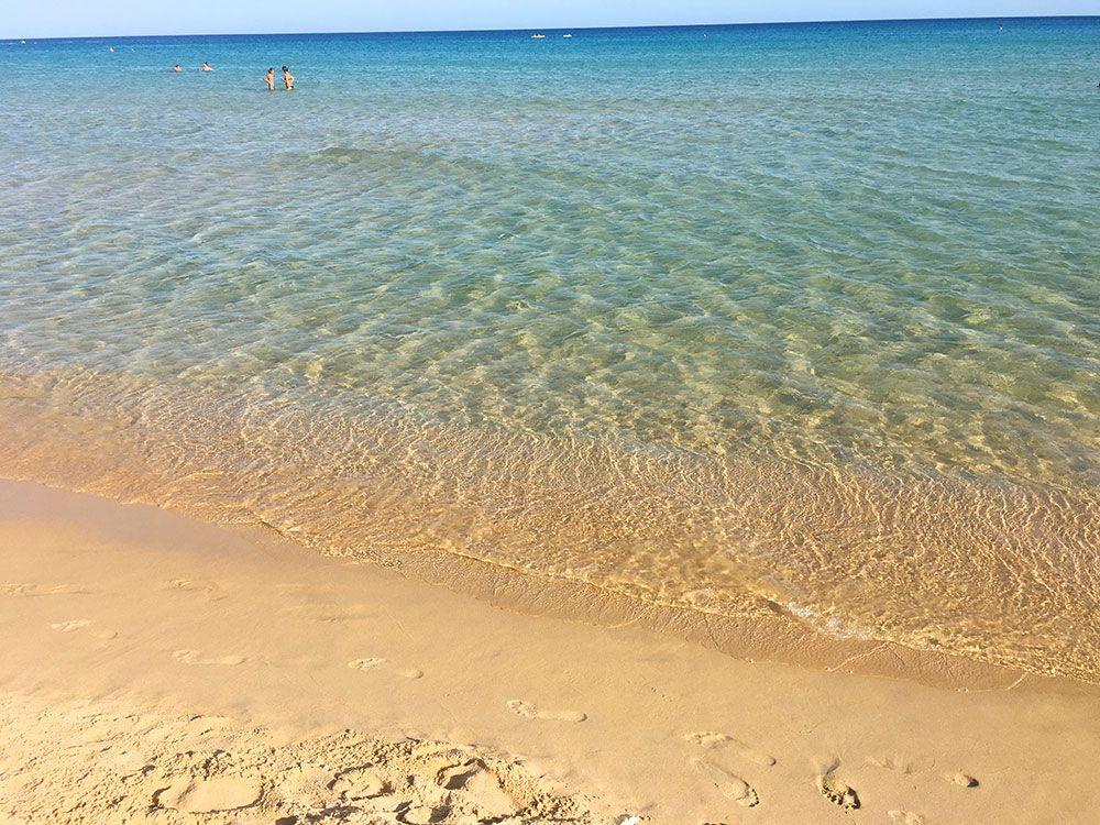 Las mejores playas de Cerdeña - Playa Su Giudeu