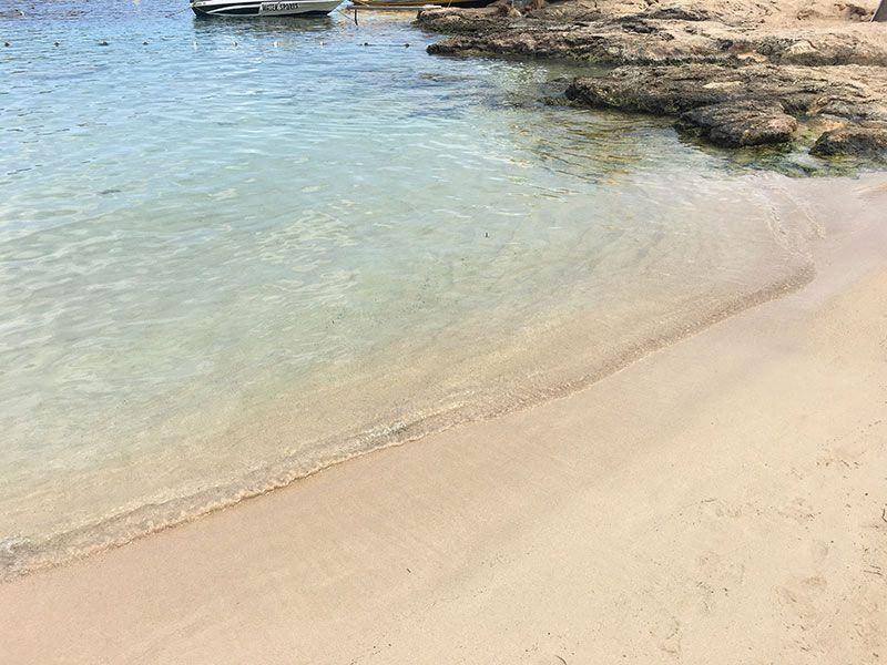 Las mejores playas y calas de Ibiza - Cala Bassa