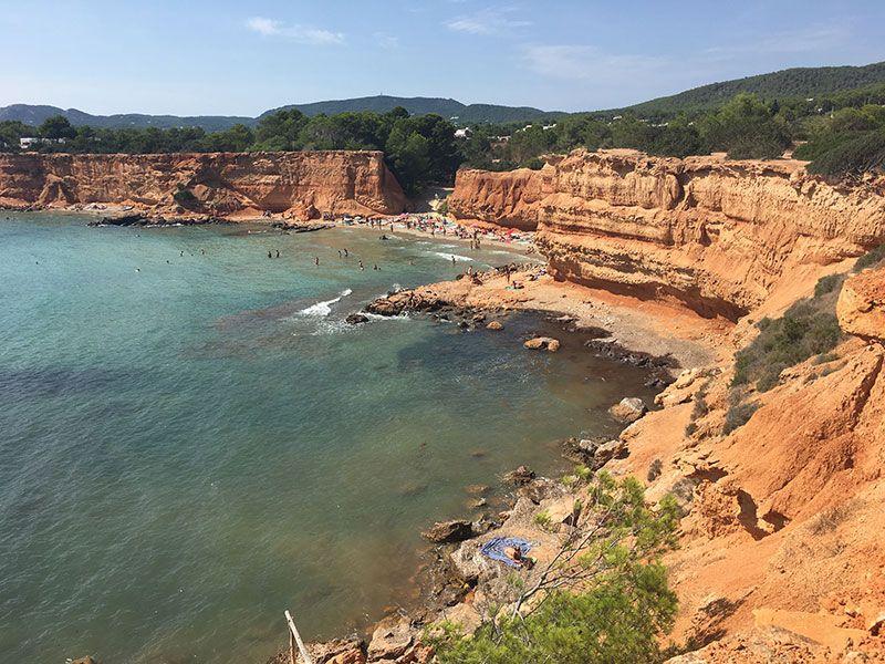 Las mejores playas y calas de Ibiza - Cala Es Bol Nou