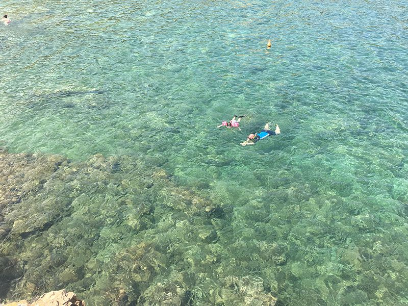 Las mejores playas y calas de Ibiza - Cala Xarraca