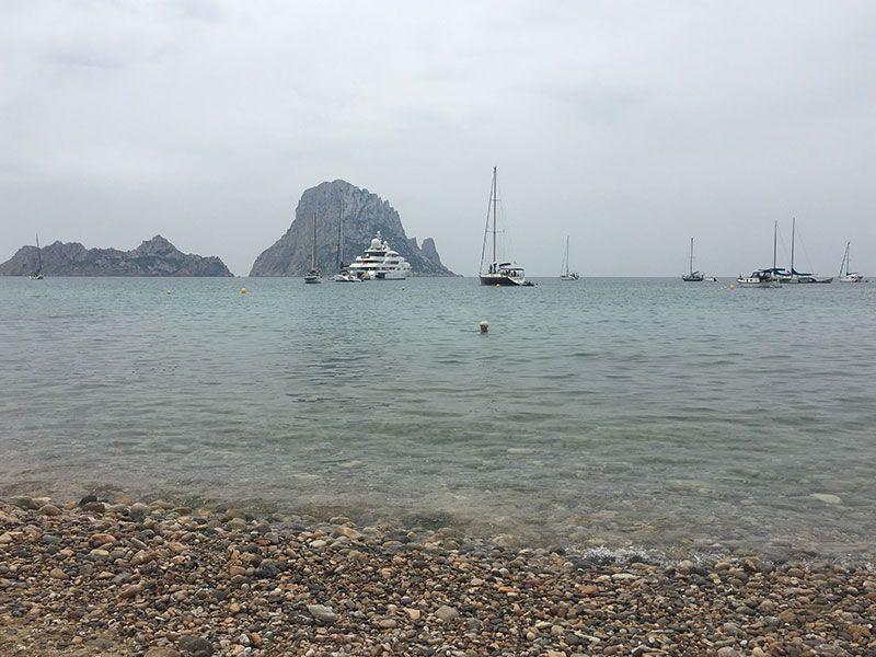 Las mejores playas y calas de Ibiza - Cala d´Hort