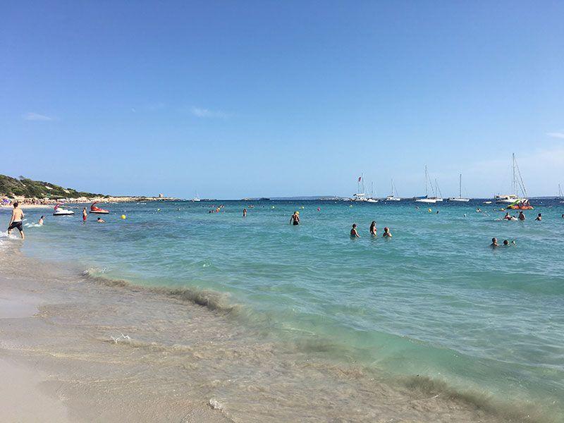Las mejores playas y calas de Ibiza - Ses Salines