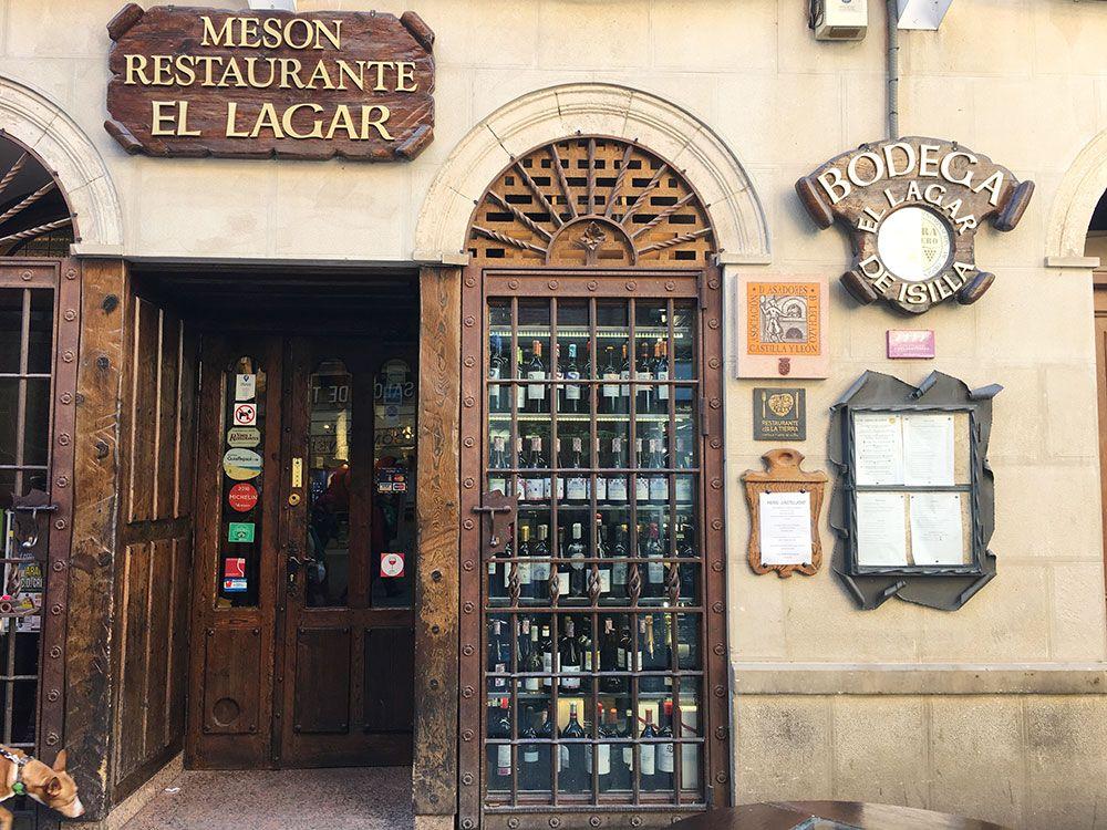 Los mejores bares de Aranda de Duero - El Lagar de Isilla
