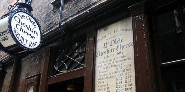 Los pubs más antiguos de Londres. ¡Pintas legendarias!