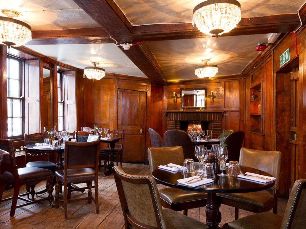Pubs históricos de Londres - Spaniards Inn
