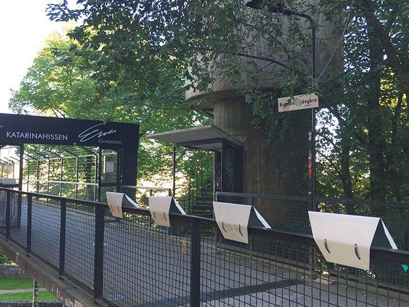 Mejores vistas de Estocolmo - Mirador Katarina - Vistas de Gamla Stan