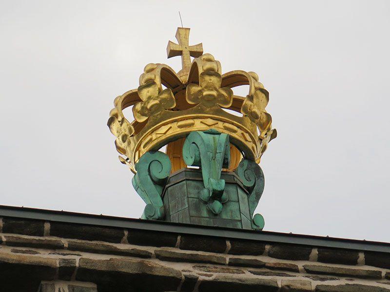 Miradores de Gotemburgo - Suecia - Skansen Kronan - Corona