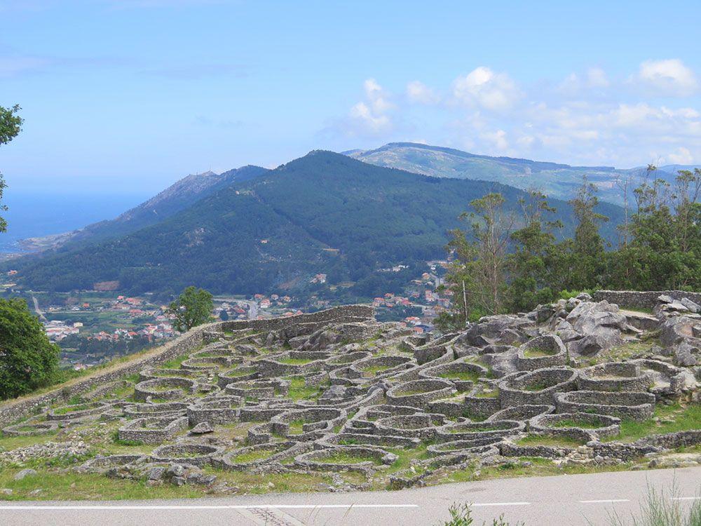 Monte de Santa Tecla - A Guardia - Castro de Santa Tecla
