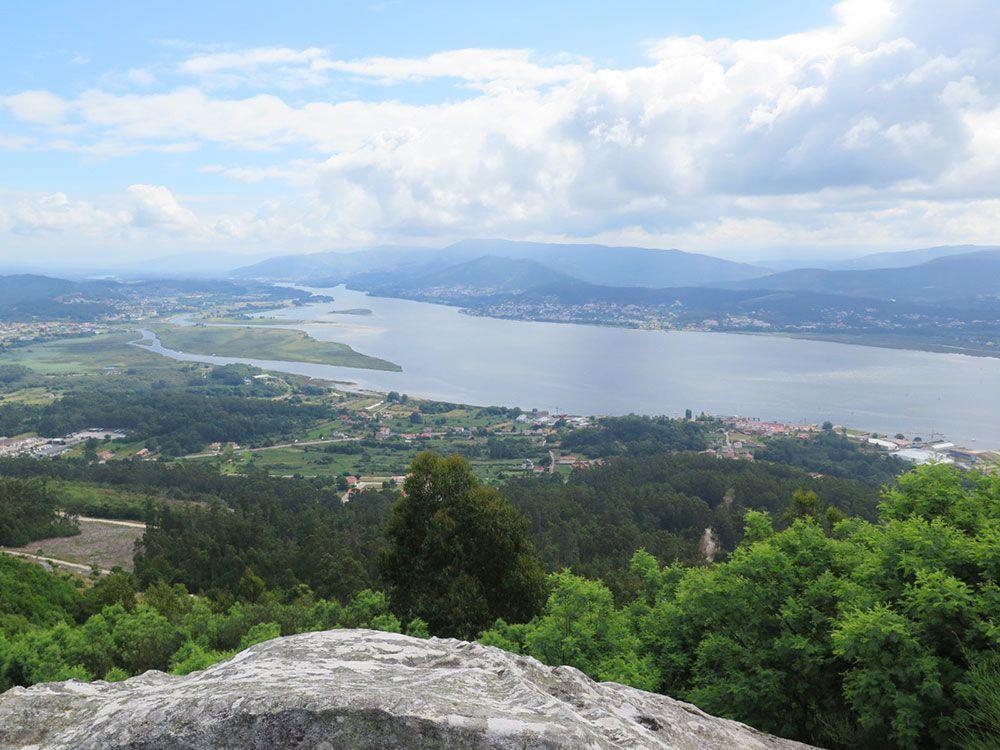 Monte de Santa Tecla - A Guardia - Miño