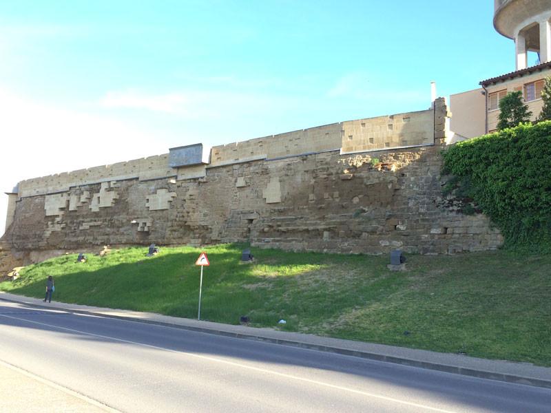 Muralla de Huesca