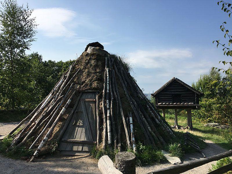 Museo Skansen Estocolmo - Turf Shelter