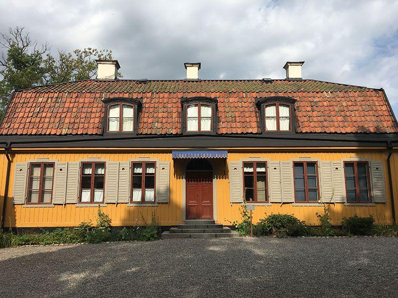 Museo Skansen Estocolmo - Museo Hazelius