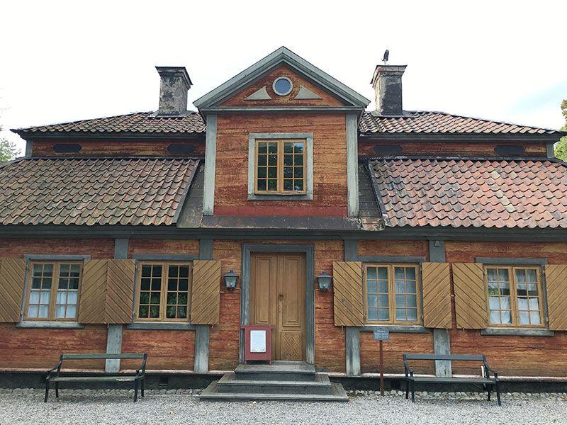 Museo Skansen Estocolmo - Casa de Jacobsberg