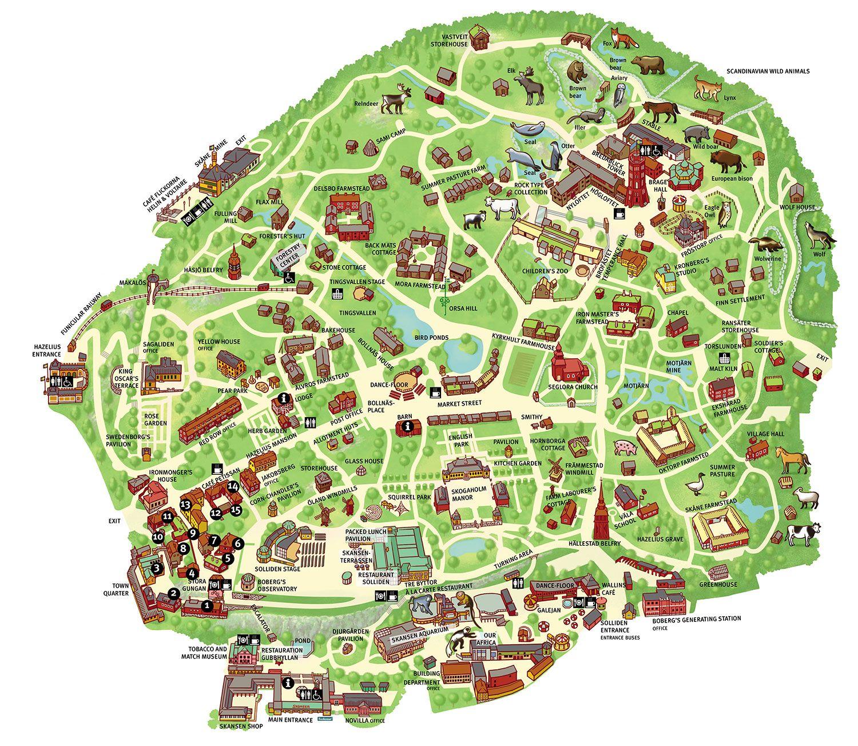 museo-skansen-estocolmo-mapa