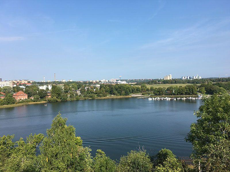 Museo Skansen Estocolmo - Vistas desde la colina