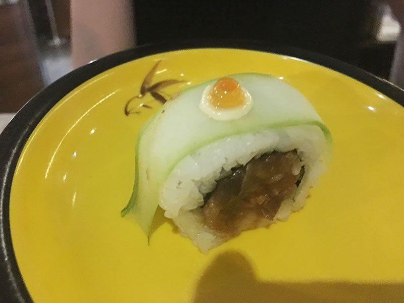 Ninja Sushi Running - Restaurante japonés en Las Rozas - Madrid - Maki