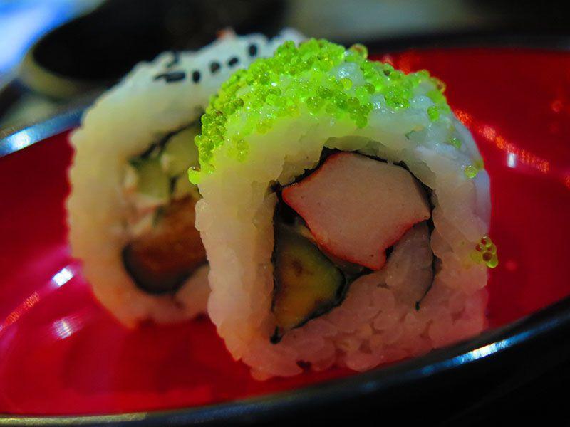 Ninja Sushi Running - Restaurante japonés en Las Rozas - Madrid - Makis